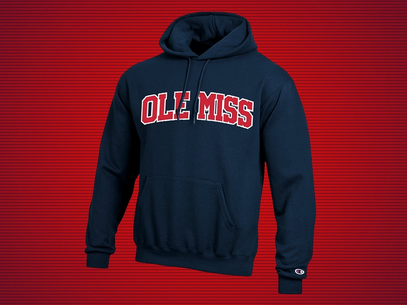 e9504af5 Champion NCAA Men's Eco Power Blend Hooded Sweatshirt as low as $7.97.  Sports Help & Advice Apparel Deals Football